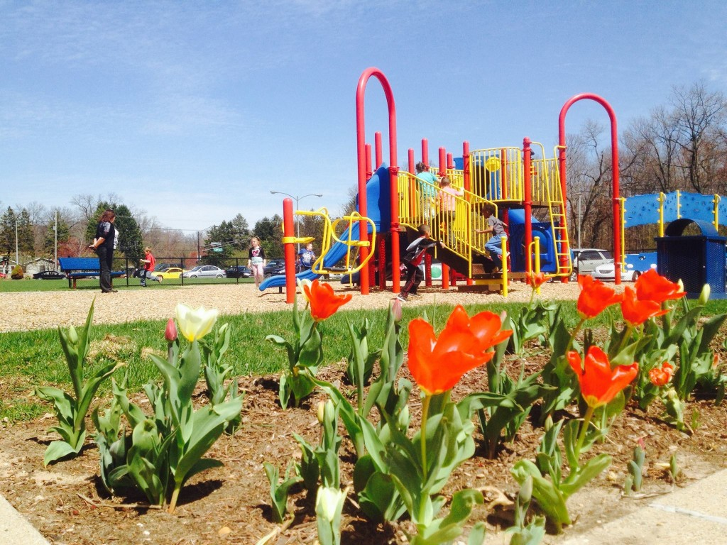 Walt Disney Elementary Play Ground