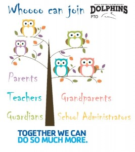 Who can join Walt Disney PTO