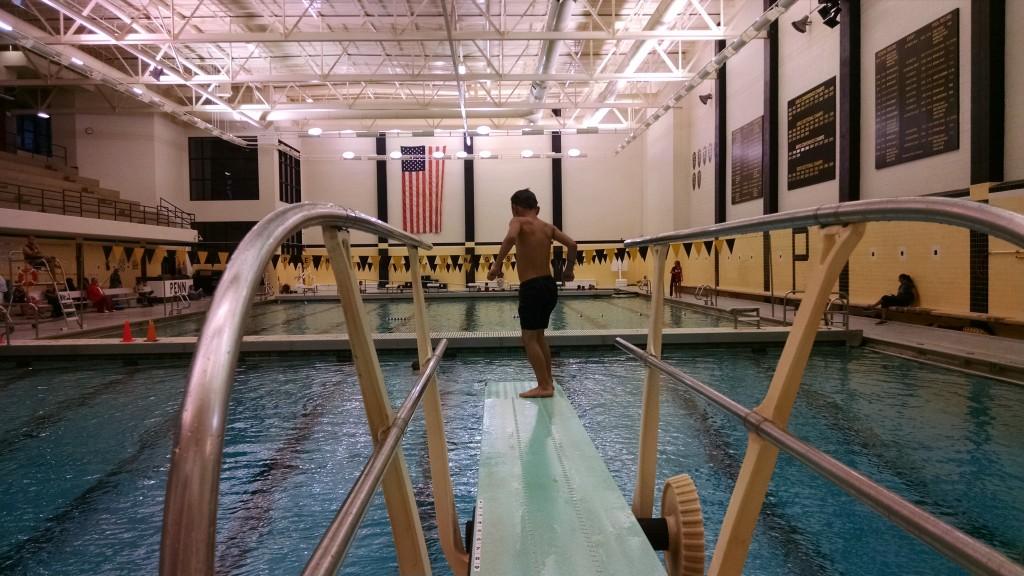Family Swim Night at PHM
